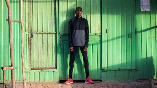 Sir Mo Farah: 'If I wasn't running, I don't know what I'd be doing'