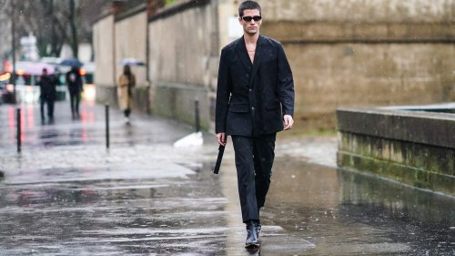 What does being a 'well-dressed' man in 2021 mean?