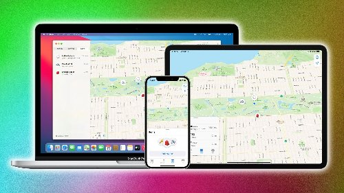 Apple's updated Find My app will help you never lose a gadget again