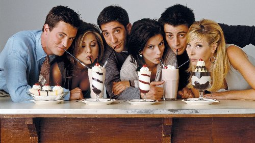 It's finally happening: Friends will reunite for a one-off special