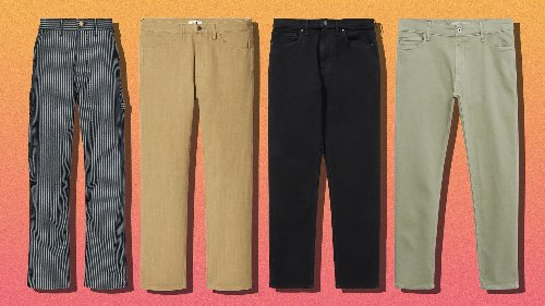 Best jeans for men: from skinny fit to wide leg