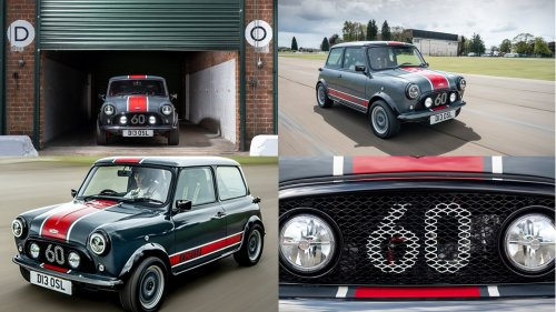 Would you pay £100,000 for this race-inspired Oselli Edition Mini restomod?