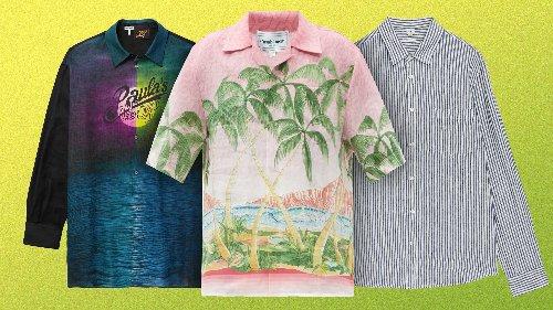 Best men's linen shirts to make summer styling a breeze