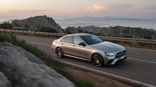 Mercedes-Benz E 350: La eficiencia del lujo