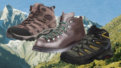 17 Stylish Hiking Boots and Shoes to Help You Conquer the Trails