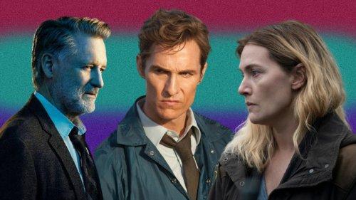 The Saddest TV Detectives, Ranked