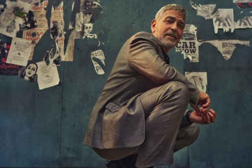 George Clooney on His Brush with Death, Picking Proper Fights, and Turning into a Wife Guy
