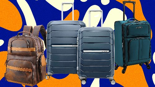 Travel Is Back! 40 Prime Day Luggage Deals to Get You Set For Your Next Trip