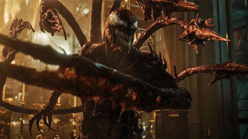 The 'Venom: Let There Be Carnage' Trailer Is Extremely Weird and Wonderful