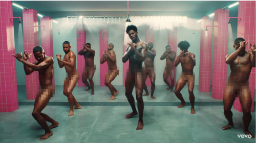 """Lil Nas X Is Pushing New Boundaries in His """"Industry Baby"""" Video"""