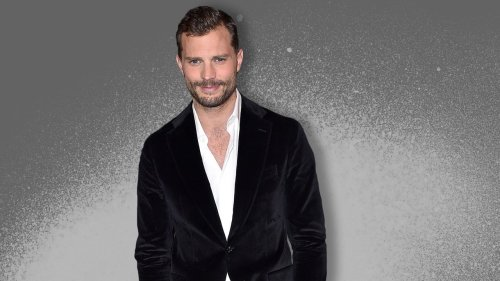 Jamie Dornan Knows How to Dress Like the Star of a Romance Novel Adaptation