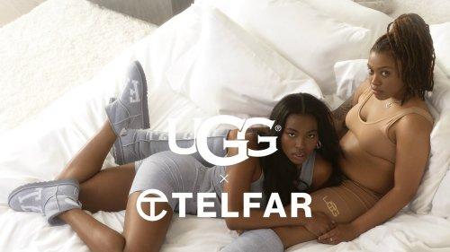 The First Telfar x Ugg Drop Is Here