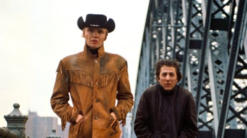 """""""That Is One Hell of a Shirt"""": The Costumes of 'Midnight Cowboy,' Half a Century Later"""