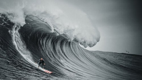 You Can Choose to Enjoy Getting Pummeled, and Other Lessons From Big Wave Surfer Garrett McNamara