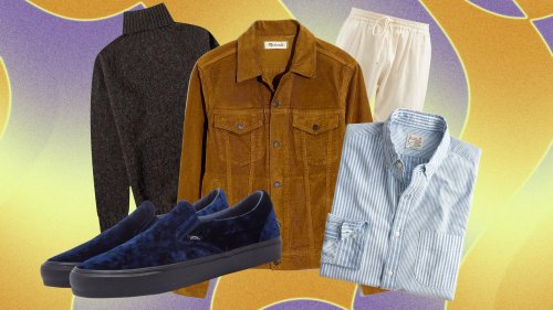 23 Hot Menswear Deals to Get You Prepped for Your Most Stylish Fall Yet