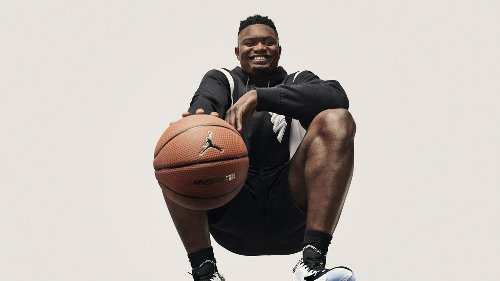 Zion Williamson's First Signature Shoe Is Here