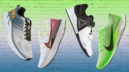 The 10 Best Gym Shoes for Every Kind of Workout