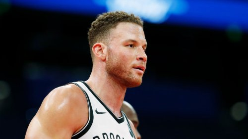 Blake Griffin on Joining the Nets and That Famous Dunk Hiatus