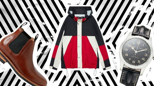 Your Ideal Spring Jacket Is 50% Off (Plus 23 More Hot Menswear Deals to Shop Right Now)