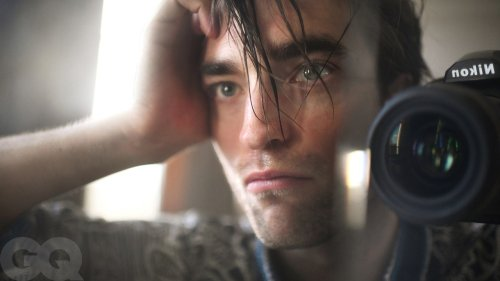 Robert Pattinson: A Dispatch From Isolation