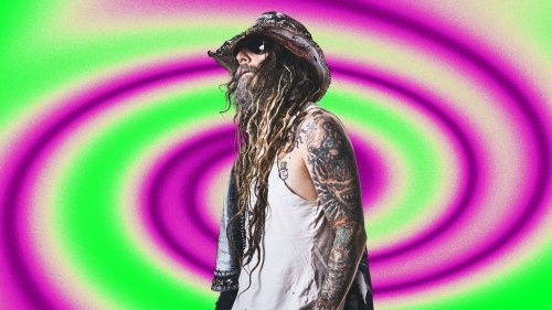 The Real Life Diet of Rob Zombie, Who Thinks Eating Vegan Is Metal