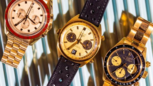 The Three Chronograph Watches Collectors Can't Resist