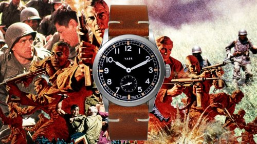 The Most Coveted WWII-Era Watch Is Easier to Get Than You'd Think