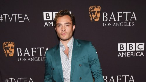 If You Buy Another Gray Suit, Ed Westwick Will Slap You