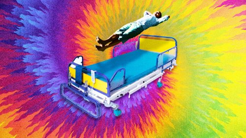 Nothing Could Stop the Pain Where His Leg Used to Be—Until He Tried Psychedelic Drugs