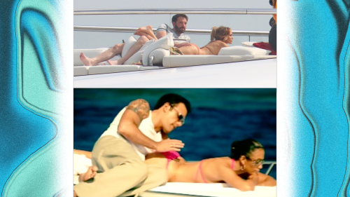J.Lo and Ben Affleck Know Exactly What They're Doing