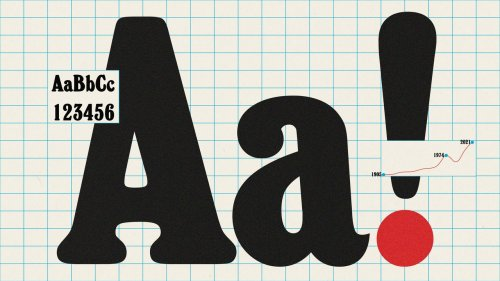 The Radical Origins of 2021's Favorite Font
