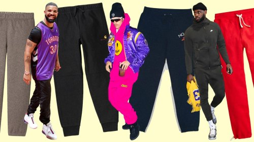 The Best Sweatpants Are the Furthest Thing from Sloppy