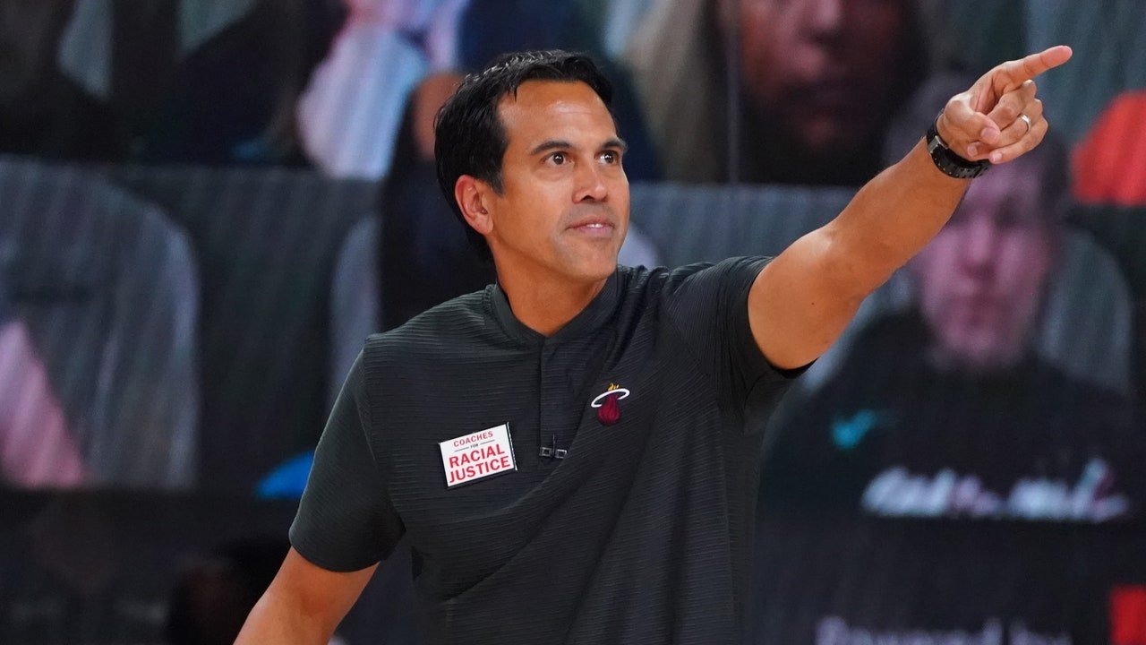 Erik Spoelstra Is the Best Coach in Basketball