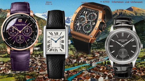 18 Swiss Watch Brands You Absolutely Need to Know