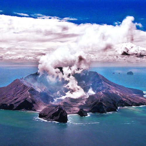 The Eruption Of Instagram Island
