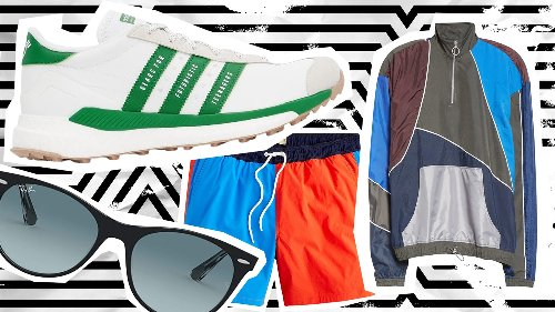Perfect Swim Trunks for 50% Off, Plus 18 More Wild Summer Menswear Deals