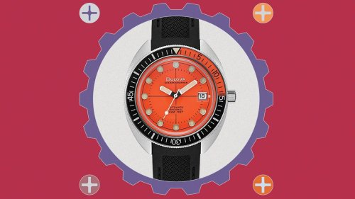 Don't You Want an Affordable Watch Called the Devil Diver?