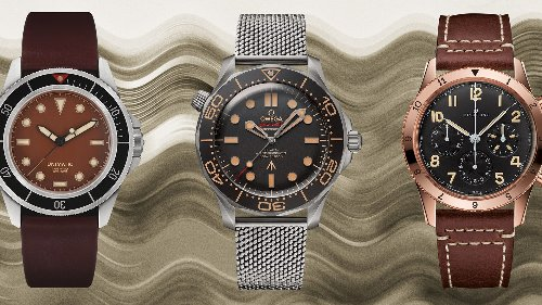 The Coolest New Watches Don't Look New At All
