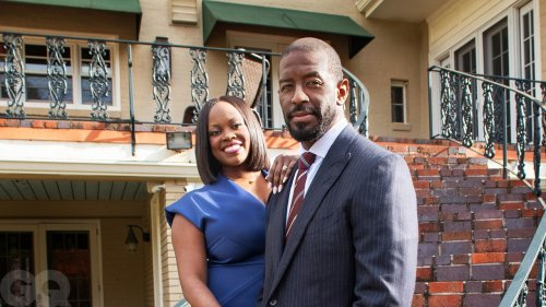 How Andrew Gillum's Marriage Survived a Night of Scandal