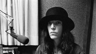 Your Morning Shot: Patti Smith, 1978