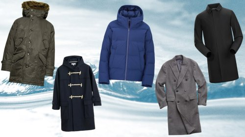 The Best Men's Winter Coats to Conquer Rain, Sleet, and Snow
