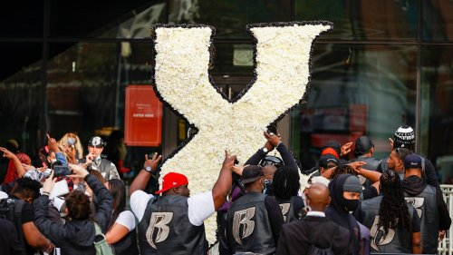 Scenes From DMX's Barclays Funeral: Sunday Service, Tearful Tributes and a Ruff Ryders Reunion