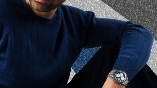 This Watch Is a Certified Racing Legend