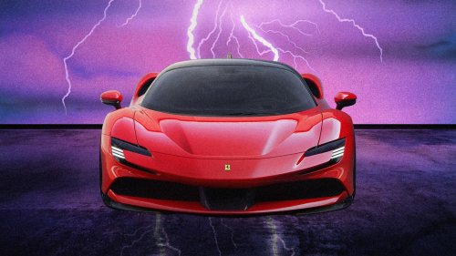 Why the Ferrari SF90 Is a Sign of Things to Come