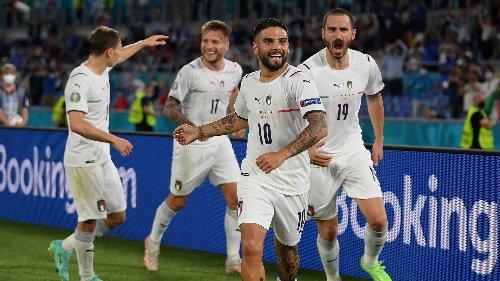 Europei 2021, l'esordio dell'Italia è lo spettacolo che aspettavamo da tanto