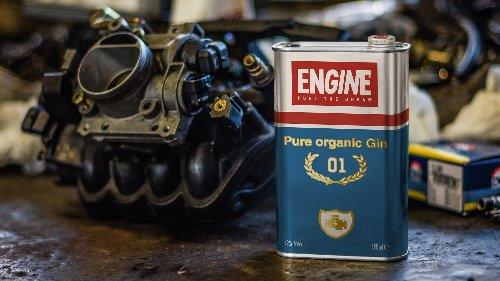 Gin all'italiana: alla scoperta di Engine, il distillato piemontese con la passione per le corse