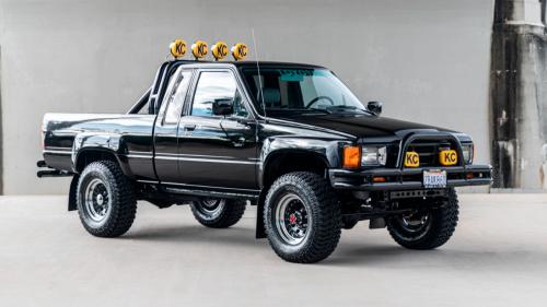 Le Toyota Pick-up de Marty McFly dans Retour vers le futur est à vendre aux enchères