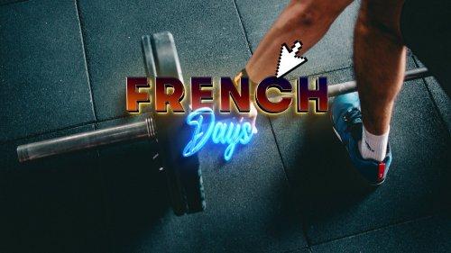 French Days 2021 : les meilleurs accessoires de fitness et de musculation à prix cassé