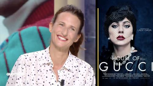 Camille Cottin raconte chez Quotidien sa rencontre très gênante avec Lady Gaga et Adam Driver