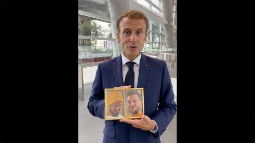 Emmanuel Macron poste une vidéo sur la rentrée scolaire avec la photo de McFly et Carlito et crée un véritable tollé